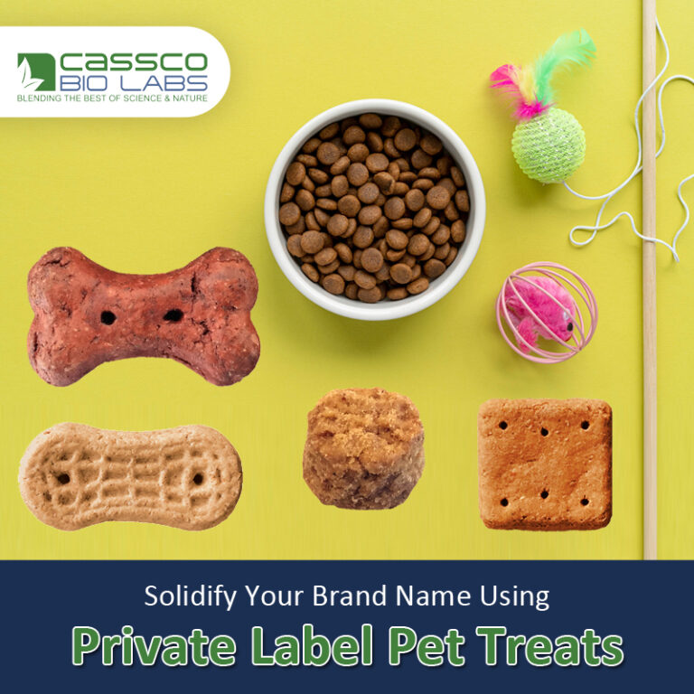 Solidify Your Brand Name Using Private Label Pet Treats