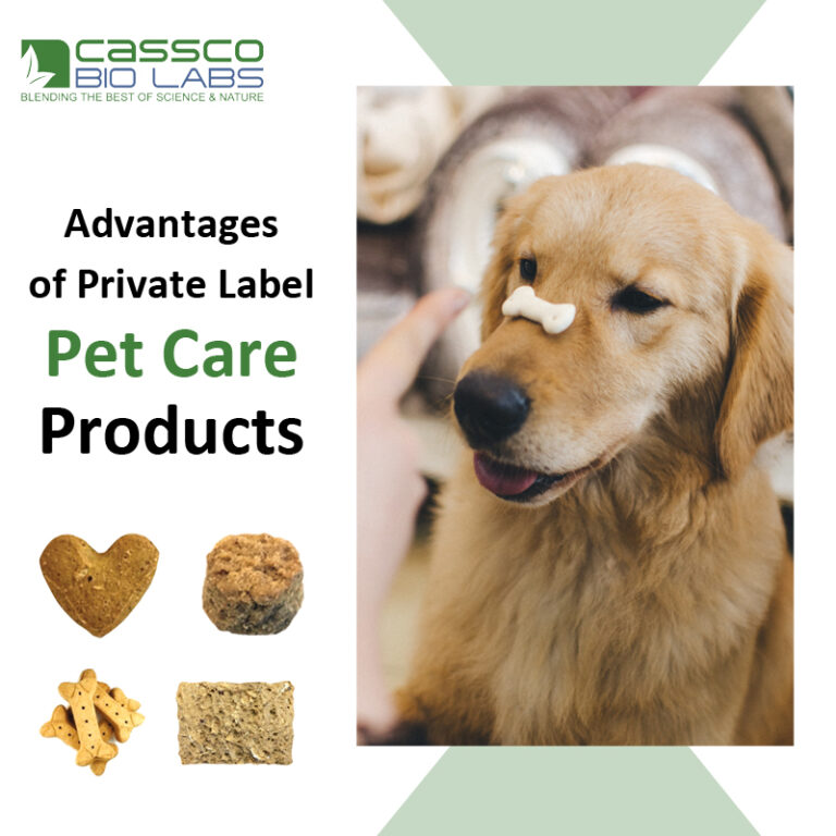 Private Label Pet Products